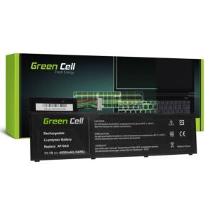 Green Cell Laptop akkumulátor Acer Aspire Timeline Ultra M3 M3-581TG M5 M5-481TG M5-581TG TravelMate P648 P658