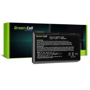 Green Cell Laptop akkumulátor Acer TravelMate 5220 5520 5720 7520 7720 Extensa 5100 5220 5620 5630 14.8V
