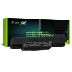 Green Cell Laptop akkumulátor Asus K53 K53E K53S K53SV X53 X53S X53U X54 X54C X54H