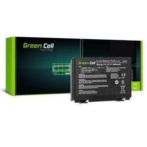 Green Cell Laptop akkumulátor Asus K40 K50 K50AB K50C K51 K51AC K60 K70 X70 X5DC