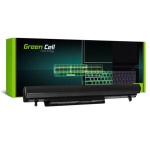 Green Cell Laptop akkumulátor Asus K56 K56C K56CA K56CB K56CM K56CM K56V S56 S405
