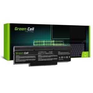 Green Cell Laptop akkumulátor Asus A9 S9 S96 Z62 Z9 Z94 Z96 PC CLUB En Teljesítmény ENP 630 COMPAL FL90 COMPAL FL92