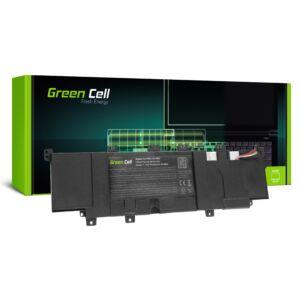 Green Cell Laptop akkumulátor C21-X502 C31-X502 Asus F502C F502CA X502C X502CA VivoBook S500C S500CA ASUSPro Essential PU500C PU500CA