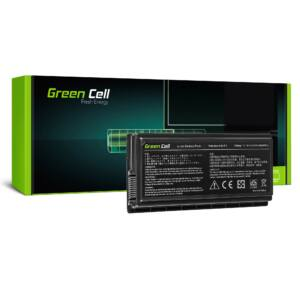 Green Cell Laptop akkumulátor Asus F5N F5R F5V F5M F5GLF5SL F5RL X50 X50N X50RL