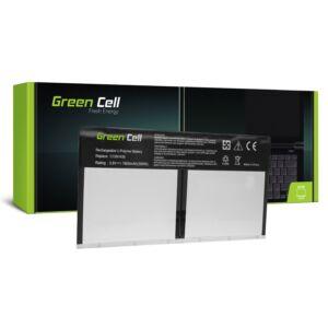Green Cell Laptop akkumulátor C12N1435 Asus Transmer Book T100H T100HA