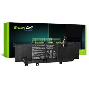 Green Cell Laptop akkumulátor Asus VivoBook S300 S300C S300CA S400 S400C S400CA X402 X402C