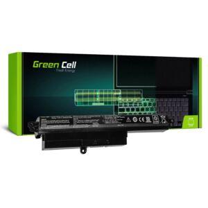 Green Cell Laptop akkumulátor Asus X200 X200C X200CA X200L X200LA X200M X200MA K200MA VivoBook F200 F200C