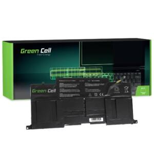 Green Cell Laptop akkumulátor Asus ZenBook UX31 UX31A UX31E UX31LA