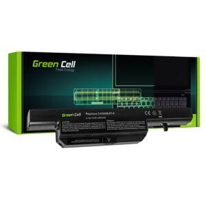 Green Cell Laptop akkumulátor Clevo C4500 C5500 W150 W150ER W150ERQ W170 W170ER W170HR