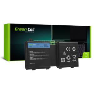 Green Cell Laptop akkumulátor Dell Alienware 17 18 / 14,4V 4400mAh