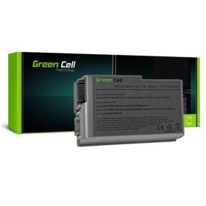 Green Cell Laptop akkumulátor Dell Latitude D500 D505 D510 D520 D530 D600 D610
