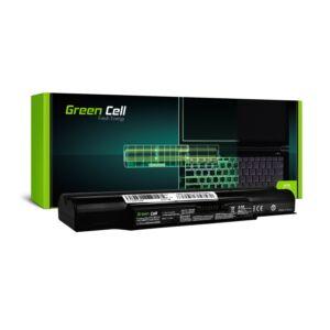 Green Cell akkumulátor FPCBP331 FMVNBP213 Fujitsu Lifebook A532 AH532