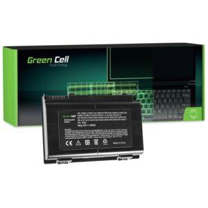 Green Cell Laptop akkumulátor Fujitsu LifeBook A8280 AH550 E780 E8410 E8420 N7010 NH570
