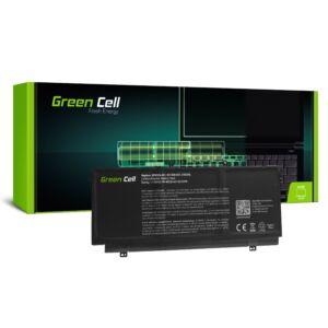 Green Cell Laptop akkumulátor CN03XL HSTNN-LB7L HP Envy 13-AB 13-AB000NW 13-AB003NW 13-AB005NW