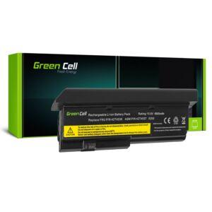 Green Cell Laptop akkumulátor IBM Lenovo ThinkPad X200 X201 X201i