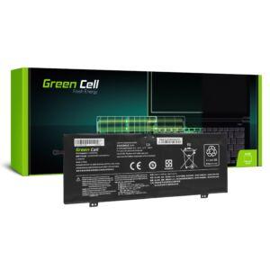 Green Cell Laptop akkumulátor L15L4PC0 L15M4PC0 L15M6PC0 L15S4PC0 do Lenovo V730 V730-13 Ideapad 710s Plus 710s-13IKB 710s-13ISK