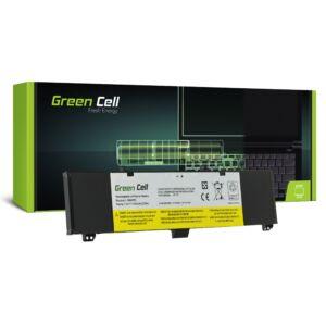 Green Cell akkumulátor L13M4P02 Lenovo Y50 Y50-70 Y70 Y70-70