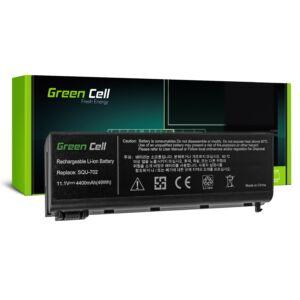 Green Cell Laptop akkumulátor LG E510 Tsunami Walker 4000