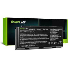 Green Cell Laptop akkumulátor MSI GT60 GX660 GX780 GT70 Dragon Edition 2