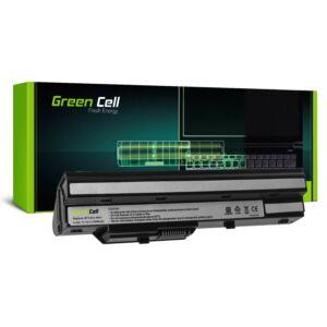 Green Cell Laptop akkumulátor MSI Wind U90 U100 U110 U120 U130 U135 U135DX U200 U250 U270