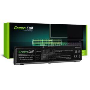 Green Cell Laptop akkumulátor Samsung N310 NC310 X120 X170 7.4V