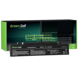 Green Cell Laptop akkumulátor Samsung NP-P500 NP-R505 NP-R610 NP-SA11 NP-R510 NP-R700 NP-R560 NP-R509 NP-R711 NP-R60