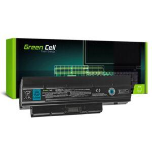 Green Cell Laptop akkumulátor Toshiba DynaBook N200 N510 Mini NB500 NB505 NB520 NB550