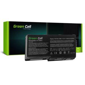 Green Cell Laptop akkumulátor Toshiba Qosmio X500 X505 Satellite P500 P505 P505D