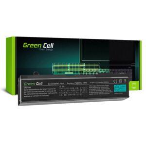 Green Cell Laptop akkumulátor Toshiba Satellite A100 A110 A135 M70 Toshiba Satellite Pro A110 M40 M50 M70