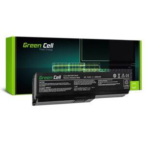 Green Cell Laptop akkumulátor Toshiba Satellite A660 C650 C660 C660D L650 L650D L655 L670 L670D L675