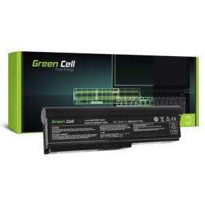 Green Cell akkumulátor PA3634U-1BRS Toshiba Satellite A660 A665 L650 L650D L655 L670 L670D L675 M300 M500 U400 U500