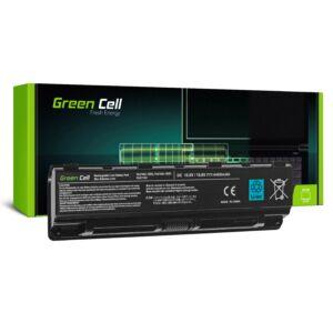 Green Cell Laptop akkumulátor Toshiba Satellite C50 C50D C55 C55D C70 C75 L70 S70 S75