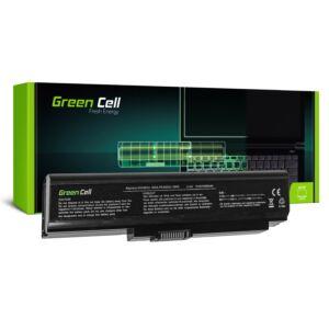 Green Cell Laptop akkumulátor Toshiba Satellite Pro U300 Portege M600 Tecra M8