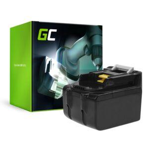 Green Cell akkumulátor (5Ah 14.4V) Makita BL1415 BL1430 BL1440