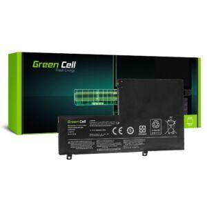 Green Cell Laptop akkumulátor L14M3P21 Lenovo Yoga 500-14IBD 500-14ISK 500-15IBD 500-15ISK
