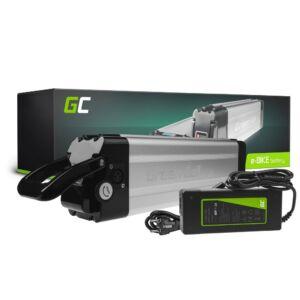 Green Cell Elektromos kerékpár akkumulátor Silverfish 36V 11Ah 396Wh