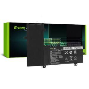 Green Cell Laptop akkumulátor C21N1504 Asus Transmer Book Flip TP200S TP200SA / 7,6V 5000mAh
