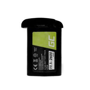 Green Cell Digitális kamera akkumulátor Canon EOS 1D 1Ds 1D X 1D Mark III Mark IV 11.1V