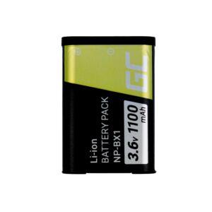 Green Cell Digitális kamera akkumulátor Sony NP-BX1