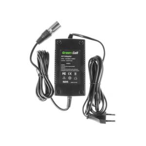 Green Cell Elektromos kerékpár akkumulátor Töltők 24V 2A