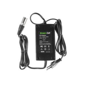 Green Cell Elektromos kerékpár akkumulátor Töltők 36V 2A
