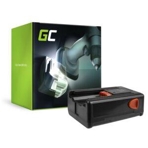 Green Cell akkumulátor 8834-20 Gardena EasyCut 42 Accu 8872-20 SmallCut 300 Accu 8844-20