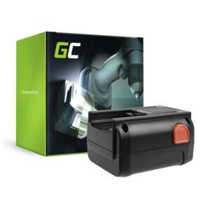 Green Cell akkumulátor 8835-20 8839-20 Gardena AccuCut 18-Li 400 450 EasyCut 50-Li ErgoCut 48-Li HighCut 48-Li