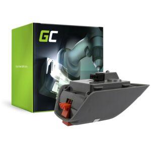 Green Cell akkumulátor Gardena Comt 35 Roll-Up 8025-20