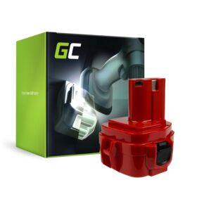 Green Cell akkumulátor 1220 1222 PA12 Makita 1050D 4191D 6270D 6271D 6316D 6835D 8280D 8413D 8434D