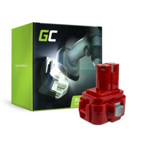 Green Cell akkumulátor 9120 9122 9134 9135 PA09 Makita 6207D 6222D 6261D 6503D 6909D 6991D