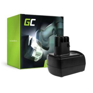 akkumulátor Green Cell 9.6V 2.1Ah Metabo BS BSZ BZ SP ULA 9.6-18