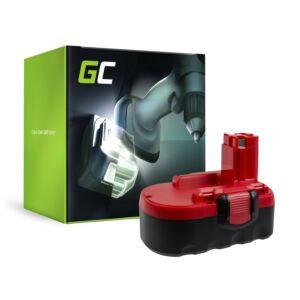 Green Cell akkumulátor BAT025 BAT160 BAT180 Bosch PSR 18 VE-2 GSB 18 VE-2 GSR 18 VE-2 PSB 18 VE-2