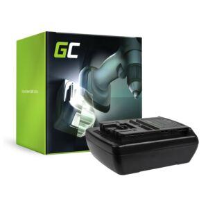 Green Cell akkumulátor BAT810 BAT836 GBA 36 Bosch GSB GSA GSR GBH G GHE 36V System