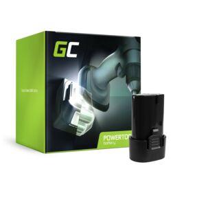 Green Cell akkumulátor BL7010 BL0715 Makita CL070 CL072 DF010 DF012 TD020 TD021 TD022